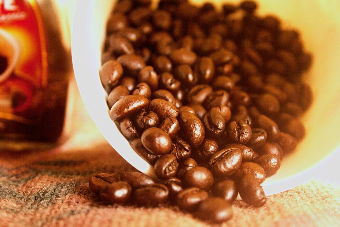 ピーベリー コーヒー豆