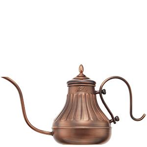 カリタ 銅 コーヒーポット