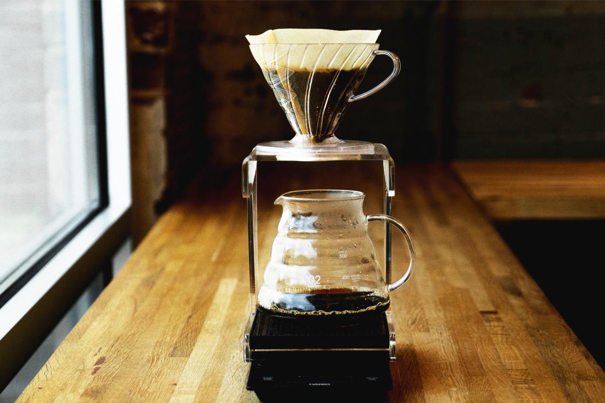 ハリオのコーヒードリップセット