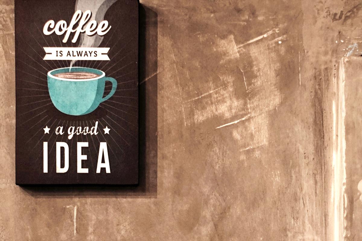 コーヒーサイン